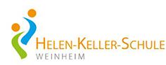 Logo Hellen-Keller-Schule Weinheim