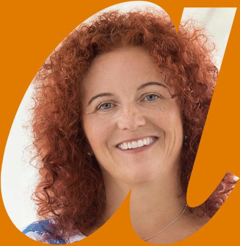 Portrait Daniela Müller in avendi-a-Schablone